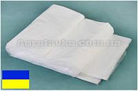 Агроволокно 50г/кв.м 1,6м х 5м Белое (Украина) для укрытия