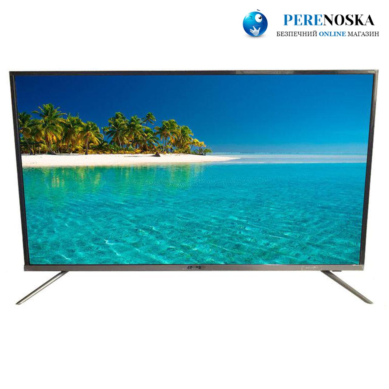 "LCD LED Телевизор JPE 40"" Smart TV, FHD 2K, WiFi, 1Gb Ram, 4Gb Rom, T2, USB/SD, HDMI, VGA, Android 4.4"