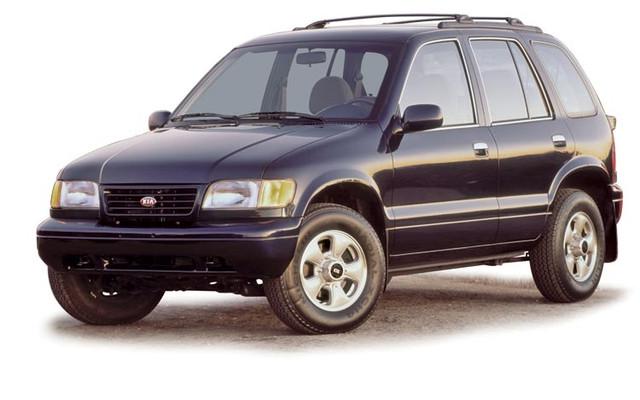 Kia Sportage (K100) (09.1994-12.1998)
