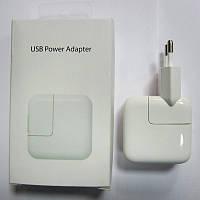 Зарядное устройство для Apple (iPad )  1x2,4A; 10W  в коробке оригинал (Д)