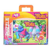 """Пазл магнитный А4 """"Trolls"""" (953566)"""