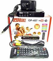 T2 тюнер с HDMI OPERASKY OP 407