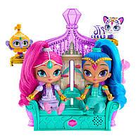 Шиммер и Шайн поющий дворец с питомцами Fisher-Price Shimmer and Shine Float & Sing Palace , фото 1
