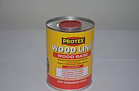 Защитный грунт для дерева PROTEX WOOD LINE BASE 0,85л
