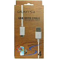 Кабель   USB/micro USB (5pin) Samsung Galaxy S4  1,0m (X)