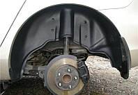 Подкрылки задние для Mazda 3 '04-09 под штатный крепёж,под штатные места