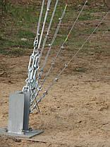 Алюминиевая мачта MА440  -  высота 12 метров, фото 3