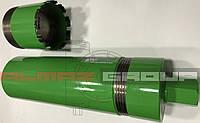 Алмазная коронка трех секционная Almaz Group 34 мм с сегментом Turbo-X