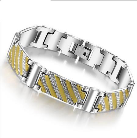 Браслет Мужской браслеты из нержавеющей стали