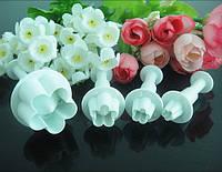 Плунжер для мастики Цветочки маленькие