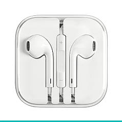 Наушники Hands Free Apple Original Earpod