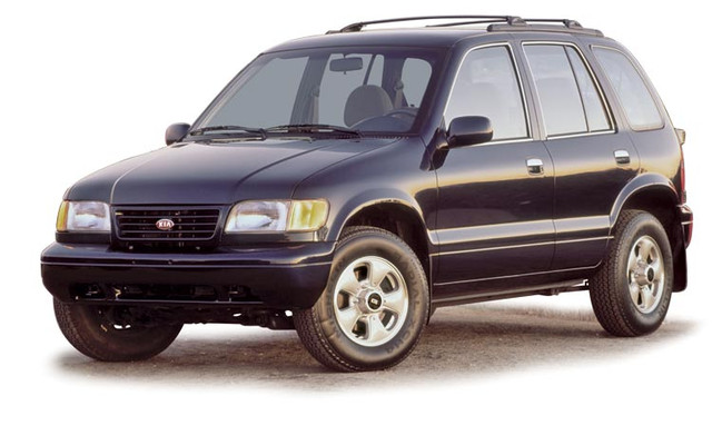 Kia Sportage (K100) (01.1999-08.2003)