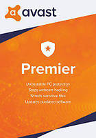 Avast Premier (1 ПК / 1 рік)