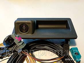 Камера заднего вида оригинал на Passat Американец, Caddy, Tiguan для RCD330 и MIB2