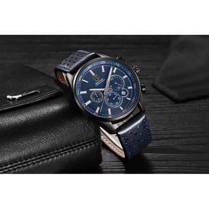 Часы мужские Benyar Grand Blue eps-1018, фото 2
