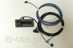 Оригинальная MQB камера заднего вида Octavia A7 FL, Tiguan, Touran MIB2, RCD330 Plus, Discover Media, Columbus