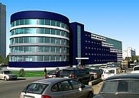 Проектирование многоуровневых паркингов