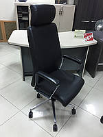 Кресло руководителя Саксес SUCCESS P HR steel ES AL32 LE-A NS, фото 1