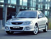 Лобовое стекло Mazda 323 (1998-2003)