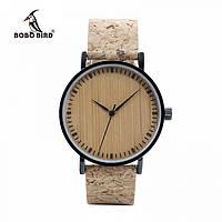 Часы деревянные мужские Bobo Bird Bung
