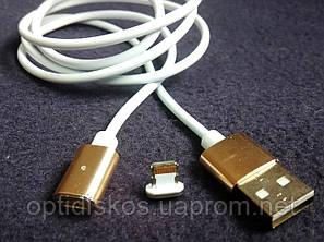 Кабель магнитный USB-lightning для Iphone, фото 2