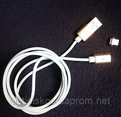 Кабель магнитный USB-lightning для Iphone, фото 3