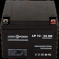 Аккумулятор кислотный для ИБП LP 12 - 26 AH