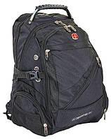 Городской рюкзак SWISSGEAR GA-1529 черный 30 л