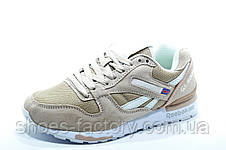Женские кроссовки в стиле Reebok GL 6000 SNE, Peach color, фото 2