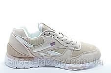 Женские кроссовки в стиле Reebok GL 6000 SNE, Peach color, фото 3