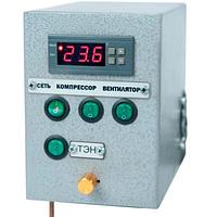 Блок управления для коптильни холодного и горячего копчения