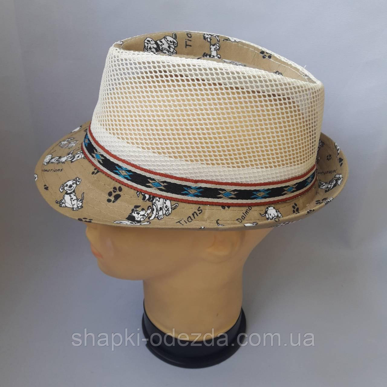 Шляпа детская челинтано р 52-54
