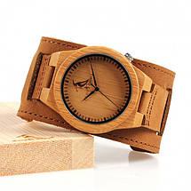 Часы деревянные мужские Bobo Bird Decus, фото 3