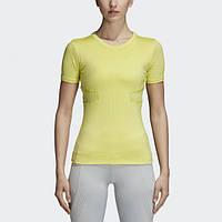 Беговая футболка Adidas aSMC Run CG0130 - 2018