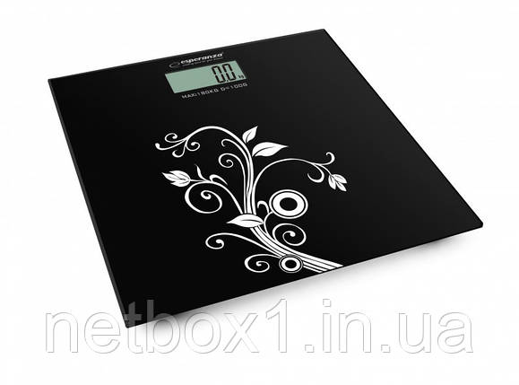 Весы напольные Esperanza EBS003 Yoga, фото 2