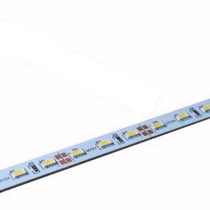 Світлодіодна стрічка Premium SMD 5630/72 12V 3000K IP20 1м на алюмінієвій підкладці Код.56853