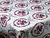 Скатерть с тефлоновой пропиткой LEYHA 140х180 , букет, фото 2