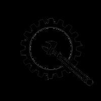 Ручка ручного тормоза Заз 1102 в сборе с тросиком