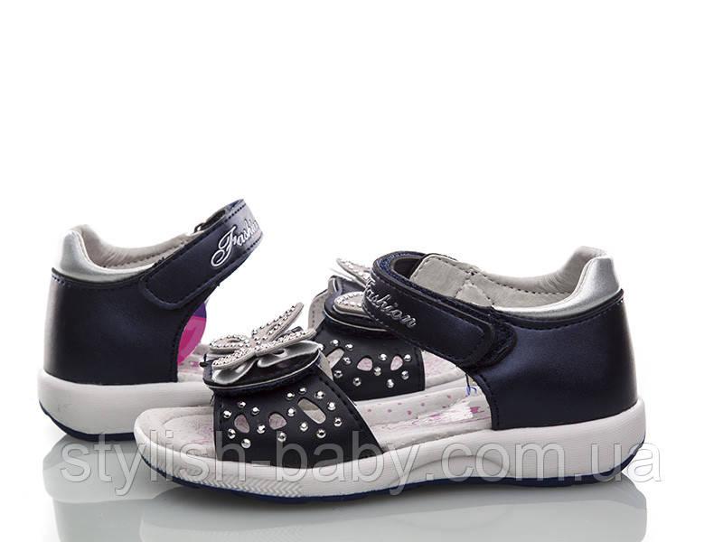 Детская летняя обувь оптом. Детские босоножки бренда СВТ.Т. - Meekone для девочек (рр. с 26 по 31)