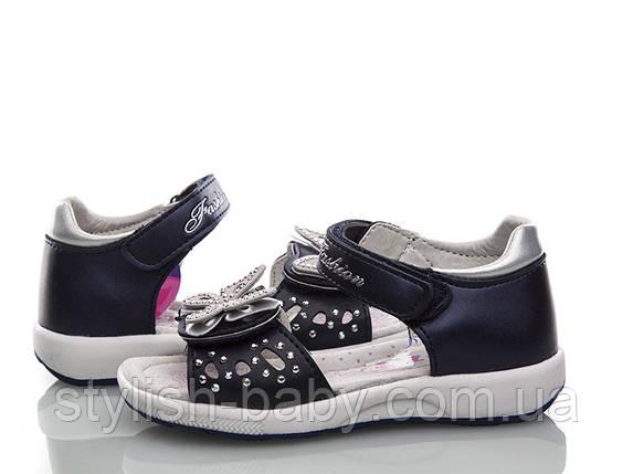 Детская летняя обувь оптом. Детские босоножки бренда СВТ.Т. - Meekone для девочек (рр. с 26 по 31), фото 2