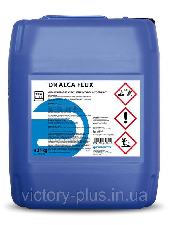 Моющее средство Dr Alca Flux