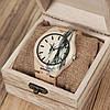 Часы деревянные мужские Bobo Bird Fire, фото 2