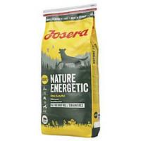 Josera (Йозера) Nature Energetic беззерновой корм для взрослых собак 15кг