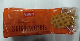 Вафли Sondey Belgische SuikerWafel, 550 г (Бельгия)