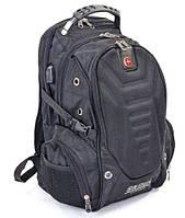 Городской рюкзак SWISSGEAR GA-55310 черный 30 л