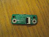 Плата с кнопкой включения DAUM3BPB6C0 Dell Inspiron 1764, фото 2
