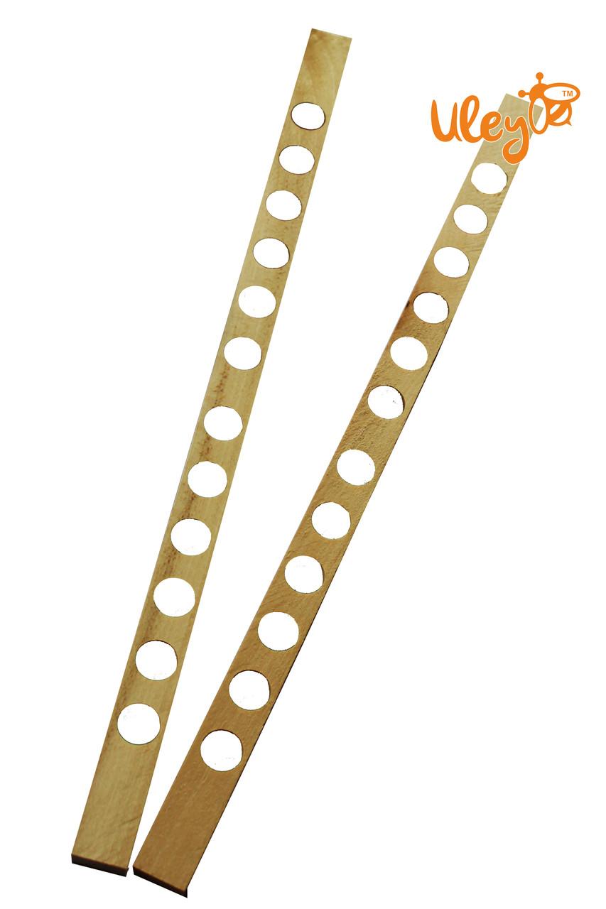 Прививочная планка с отверстиями, для цоколя Джентесркий сот