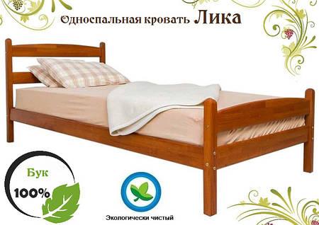 """Односпальная кровать """"Лика"""""""