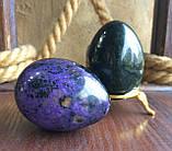 Яйцо из чароита 5,5 см. (L), фото 8