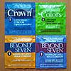 Микс презервативы Okamoto Crown Beyond Seven 16шт